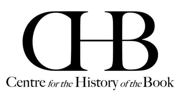 Centre for the History of the Book's logo